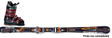 Alpin - Pack ROUGE  >Prix 124,90 euros -15%