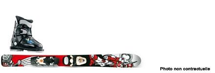 Alpin - Pack KID 110 Enfant  >Prix 48,60 euros -15%