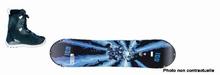 Snowboard - Pack JUNIOR 135  >Prix 74,30 euros -15%
